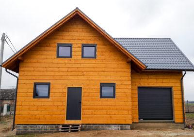 Domy drewniane przykładowa realizacja-11