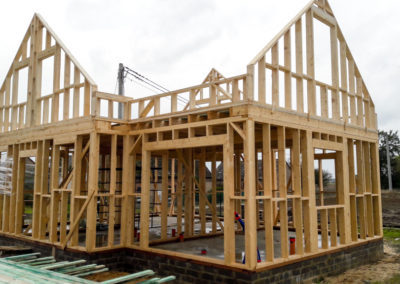 Domy drewniane przykładowa realizacja-2