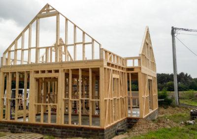 Domy drewniane przykładowa realizacja-4