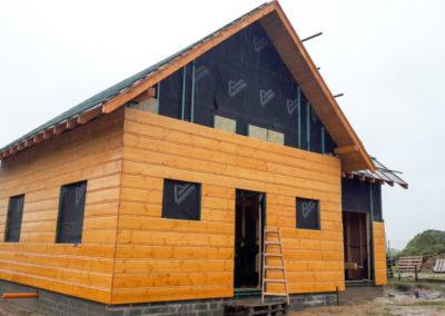 Domy drewniane przykładowa realizacja-7