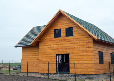 Domy drewniane przykładowa realizacja-8