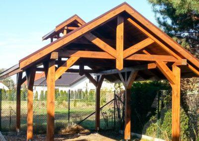 Galeria domy z drewna konstrukcje z drewna-10
