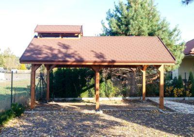 Galeria domy z drewna konstrukcje z drewna-11