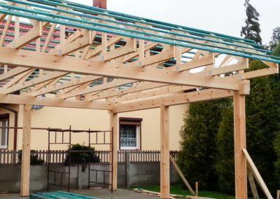 Galeria domy z drewna konstrukcje z drewna-14