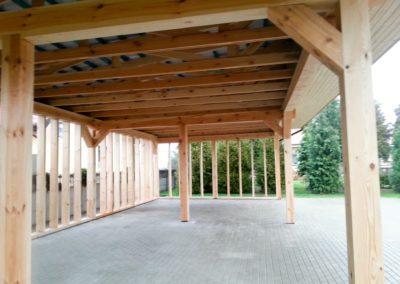 Galeria domy z drewna konstrukcje z drewna-17