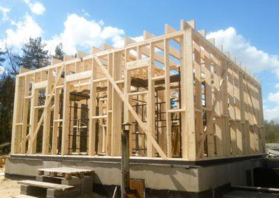 Galeria domy z drewna konstrukcje z drewna-19