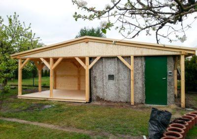Galeria domy z drewna konstrukcje z drewna-2
