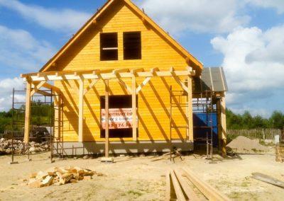 Galeria domy z drewna konstrukcje z drewna-21