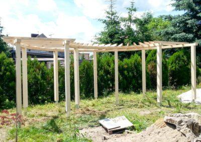 Galeria domy z drewna konstrukcje z drewna-22