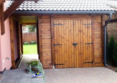 Galeria domy z drewna konstrukcje z drewna-7