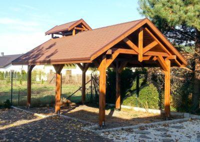 Galeria domy z drewna konstrukcje z drewna-9