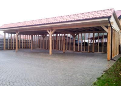 Prace budowlane konstrukcje drewniane-13
