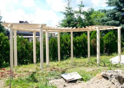 Prace budowlane konstrukcje drewniane-17