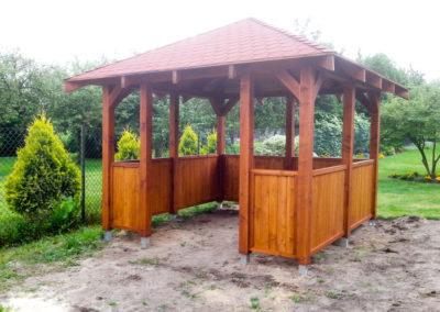 Prace budowlane konstrukcje drewniane-18