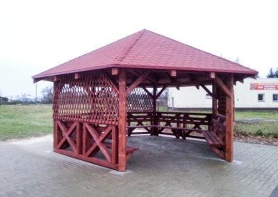 Prace budowlane konstrukcje drewniane-23