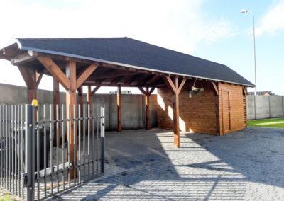 Prace budowlane konstrukcje drewniane-25