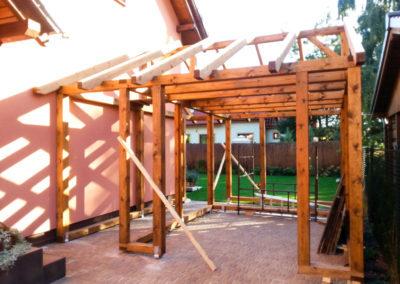 Prace budowlane konstrukcje drewniane-4