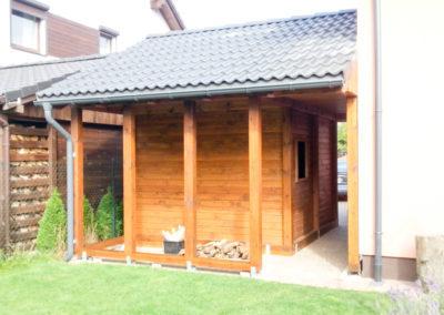 Prace budowlane konstrukcje drewniane-6
